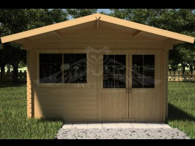 Садовый домик Родос 4050