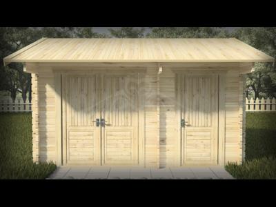 Хозяйственный домик
